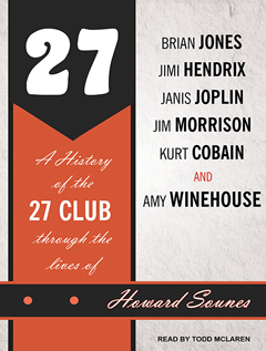12.5 Howard Sounes on The 27 Club | Tantorious