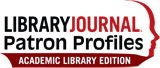 AcademicPatronProfiles store logo New LJ Report Closely Examines What Makes Academic Library Patrons Tick