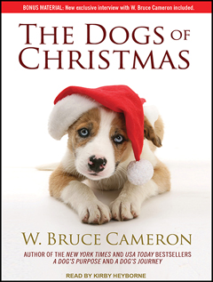B1452 DogsChristmas D W. Bruce Cameron on The Dogs of Christmas | Tantorious