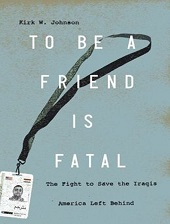 B1559 FriendFatal L Kirk W. Johnson on To Be a Friend Is Fatal | Tantorious