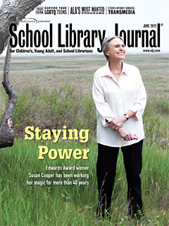 Cover SLJ1206TOC School Library Journal, June 2012 Issue: Table of Contents
