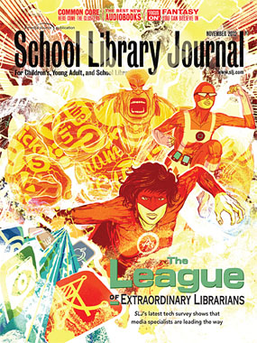 SLJ CV NOV2012 WEB School Library Journal, November 2012 Issue: Table of Contents
