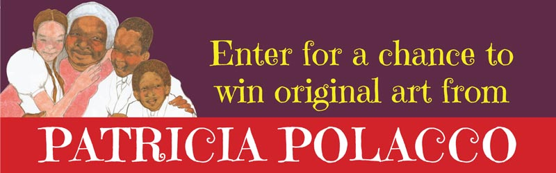 Sweepstakesheader crop Patricia Polacco Sweepstakes